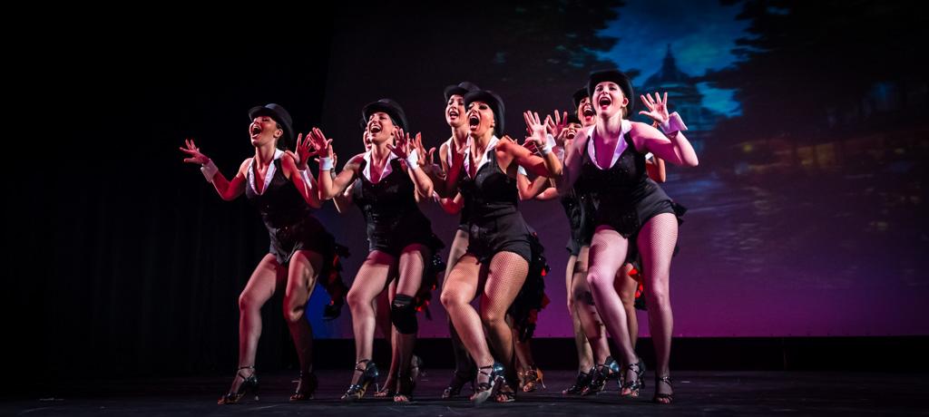Dance Athlete Kalli Siamidou