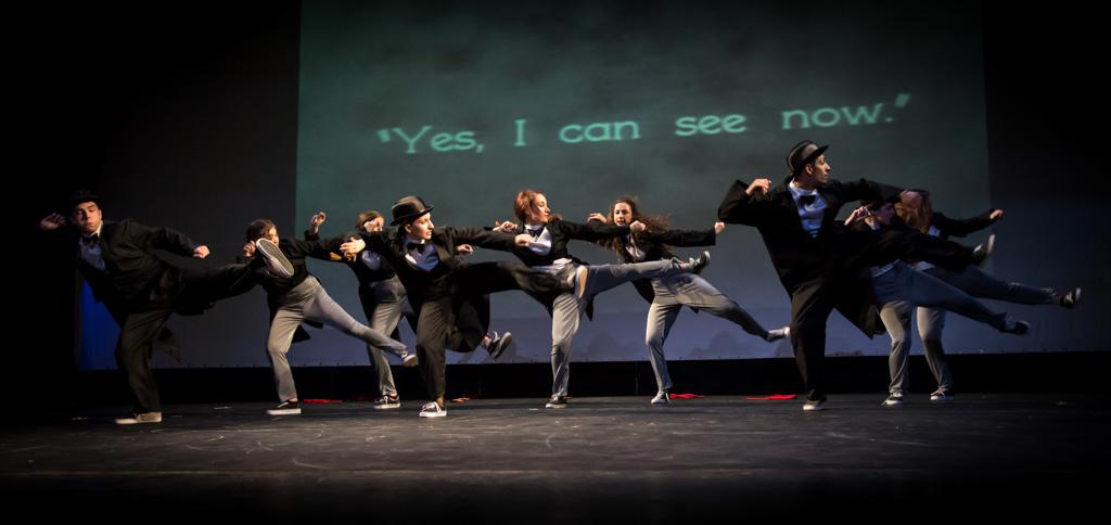 Dance Teacher Kalli Siamidou