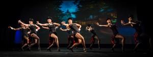 Dance Instructor Kalli Siamidou