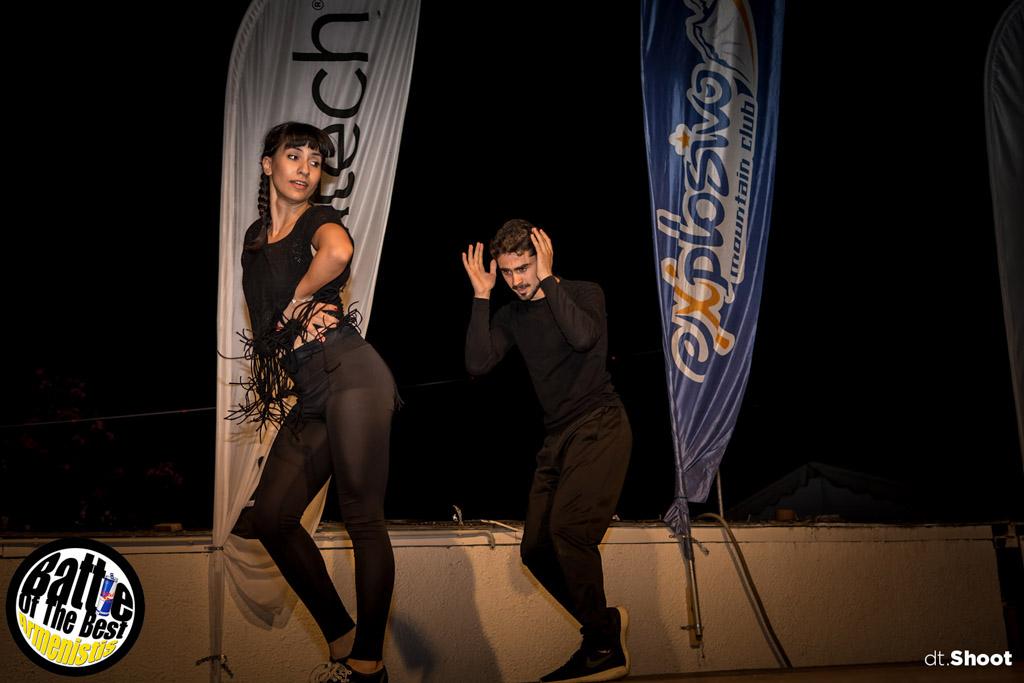 Dance Show Kalli Siamidou