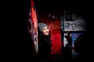 Hip Hop Dancer Kalli Siamidou